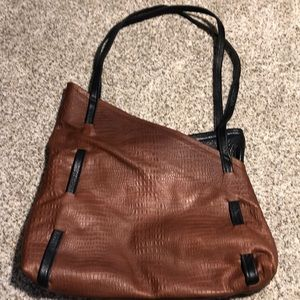 Tom Thomas Leather Handbag